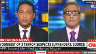 This Muslim Lawyer Would Like To Thank Don Lemon For Making Him Famous By Asking A Dumb ISIS Question