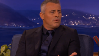 Matt LeBlanc Told Prince William And Prince Harry To 'F*ck Off' When They Asked About A 'Friends' Reunion