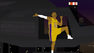 "Watch This Fantastic Kobe Bryant ""Let It Go"" Frozen Parody: ""Let It Tank"""