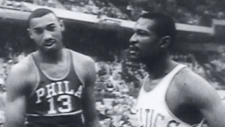 "NBA Tribute Splices Dr. King's ""I Have A Dream"" With Pioneering NBA Moments"
