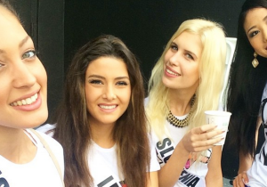 Miss Israel Took A Selfie Next To Miss Lebanon And Possibly Caused An International Incident