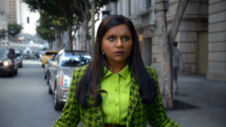 Mindy Kaling Is Invisible And Totally Nude In Her Super Bowl Ad For Nationwide