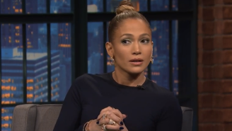 'There Are Worse Movies Than Gigli,' Jennifer Lopez Lies To Seth Meyers