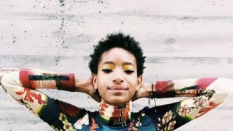 Everybody Panic! Willow Smith Posted An Instagram Photo Where She Appears Topless