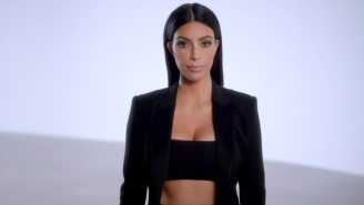 Kim Kardashian May Not Realize That Her T-Mobile Super Bowl Commercial Is Making Fun Of Her