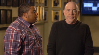 J.K. Simmons Gets To See The Bad Side Of Kenan Thompson In These 'SNL' Promos