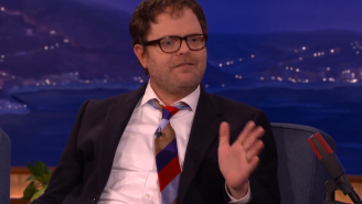 Rainn Wilson Feels That Hipster Foodies Are Signaling The Collapse Of Civilization