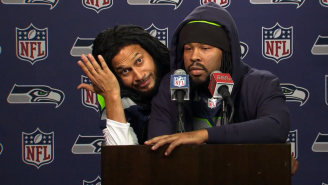 'Key & Peele' Give Marshawn Lynch And Richard Sherman The Joint Press Conference They Deserve