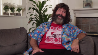 Mick Foley Thinks It's About Time We Stopped Slut-Shaming For Good