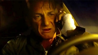 Sean Penn Also Has A Sniper Movie He Would Like You To Watch, Please