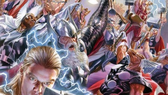 Marvel Revealed Their Big Plans For 'Secret Wars' Today, But Insist That It Is Not A Reboot (UPDATED)