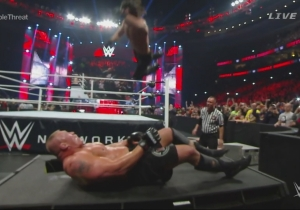 The Best And Worst Of WWE Royal Rumble 2015