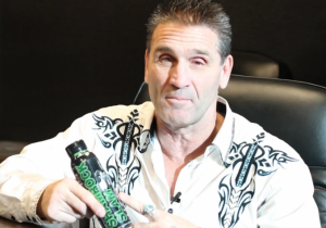 MMA Legend Ken Shamrock Is Going To Take Part In A Bare Knuckle Boxing Match