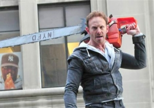 Of Course Ian Ziering And Tara Reid Are Going To Come Back For 'Sharknado 3'