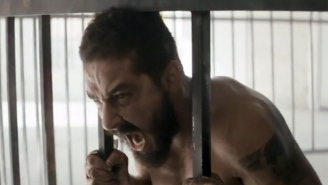 Shia LaBeouf heard Sia was into weird, so now we're here: 'Elastic Heart' music video