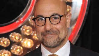 Stanley Tucci Will Be The Bad Guy In The Intriguing Zombie Movie 'Patient Zero'