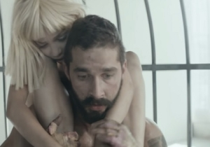 Sia Is Sorry She And Shia LaBeouf Creeped You Out With Her 'Elastic Heart' Music Video
