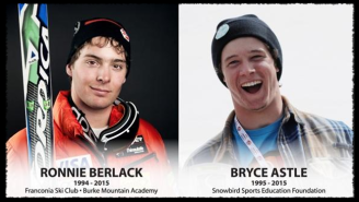 Two Prospective Members Of The U.S. Ski Team Have Died In An Avalanche In Austria