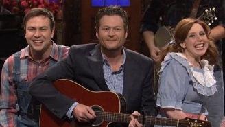 'SNL' Scorecard: At Least Blake Shelton Is A Good Singer