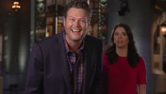 Weekend Preview: Blake Shelton Hosts 'SNL' And 'Black Sails' Returns