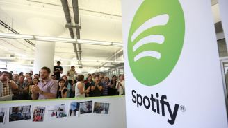 Record Labels Are Allegedly Telling Spotify To Cut Down On Its Free Streaming Services