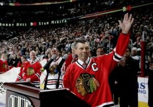Former Blackhawks Great Stan Mikita Is Suffering From Dementia