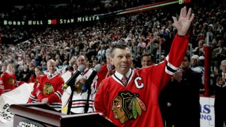 Former Blackhawks Great Stan Mikita Is Suffering From Dementia