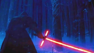 Watch This Guy Settle The Star Wars Crossguard Lightsaber Argument Once And For All