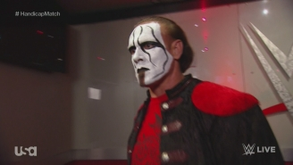 The Best And Worst Of WWE Raw 1/19/15: I've Been Looking So Long At These Pictures Of Sting