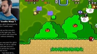 You can beat 'Super Mario World' in five minutes