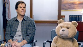 The Talking Teddy Bear Is Getting Married In The First Trailer For 'Ted 2'