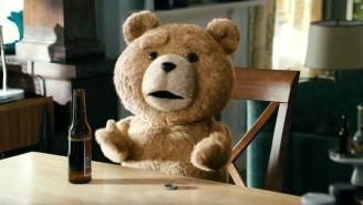 Ted Jerks Off In The Latest Poster For 'Ted 2'
