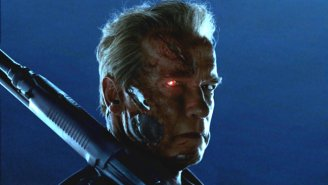 The New 'Terminator: Genisys' Spot Blows Stuff Up Real Good