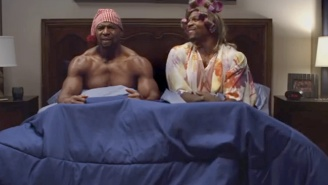 Terry Crews' New Old Spice Commercial About Nightmares Is The Stuff Nightmares Are Made Of