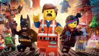 Oscar Snub of the Year: No 'LEGO Movie' in Animated Feature
