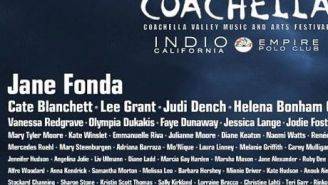 Finally, a Coachella Lineup for the Rest of Us