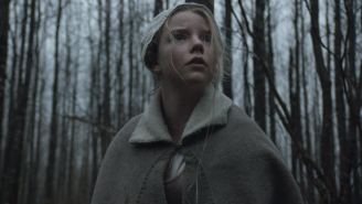 Review: 'The Witch' offers up a singular, upsetting vision of a family imploding
