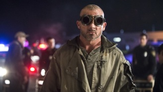 'Flash' guest star Dominic Purcell talks Heat Wave and his 'Prison Break' reunion