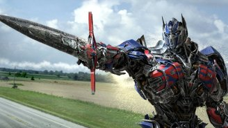 Guess How Many Explosions Per Minute There Were In 'Transformers'