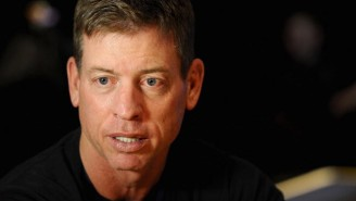 That Time Skip Bayless Questioned Troy Aikman's Sexuality