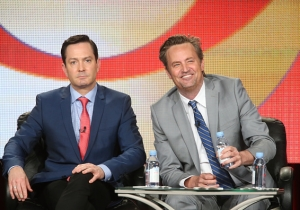Matthew Perry Is Doing The 'Odd Couple' Reboot Because His 'Attempt At Being A Movie Star Failed'