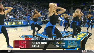 Here's Bill Walton Providing Creepy Commentary About The UCLA Dance Squad