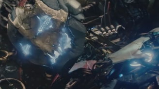 The Bad Guy Comes To Life In The New TV Spot For 'Avengers: Age of Ultron'