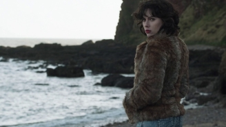 London critics award 'Boyhood,' 'Under the Skin'