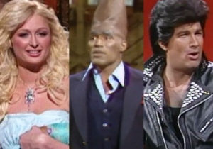 17 people we still can't believe hosted 'SNL'