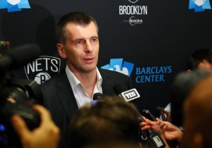 Report: Mikhail Prokhorov Puts Nets Up For Sale