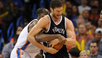 Report: Three-Team Trade Nixed, But OKC Could Still Get Brook Lopez