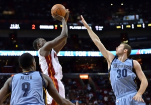 Report: Grizzlies Looking To Acquire Luol Deng Or Jeff Green