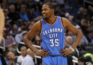 """Kevin Durant To Players Who Want His All-Star Spot: """"Play Me 1-On-1 For It"""""""