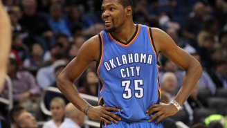 "Kevin Durant To Players Who Want His All-Star Spot: ""Play Me 1-On-1 For It"""